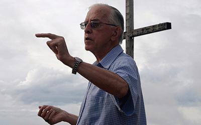 Pere Casaldàliga del Llobregat i l'Araguaia