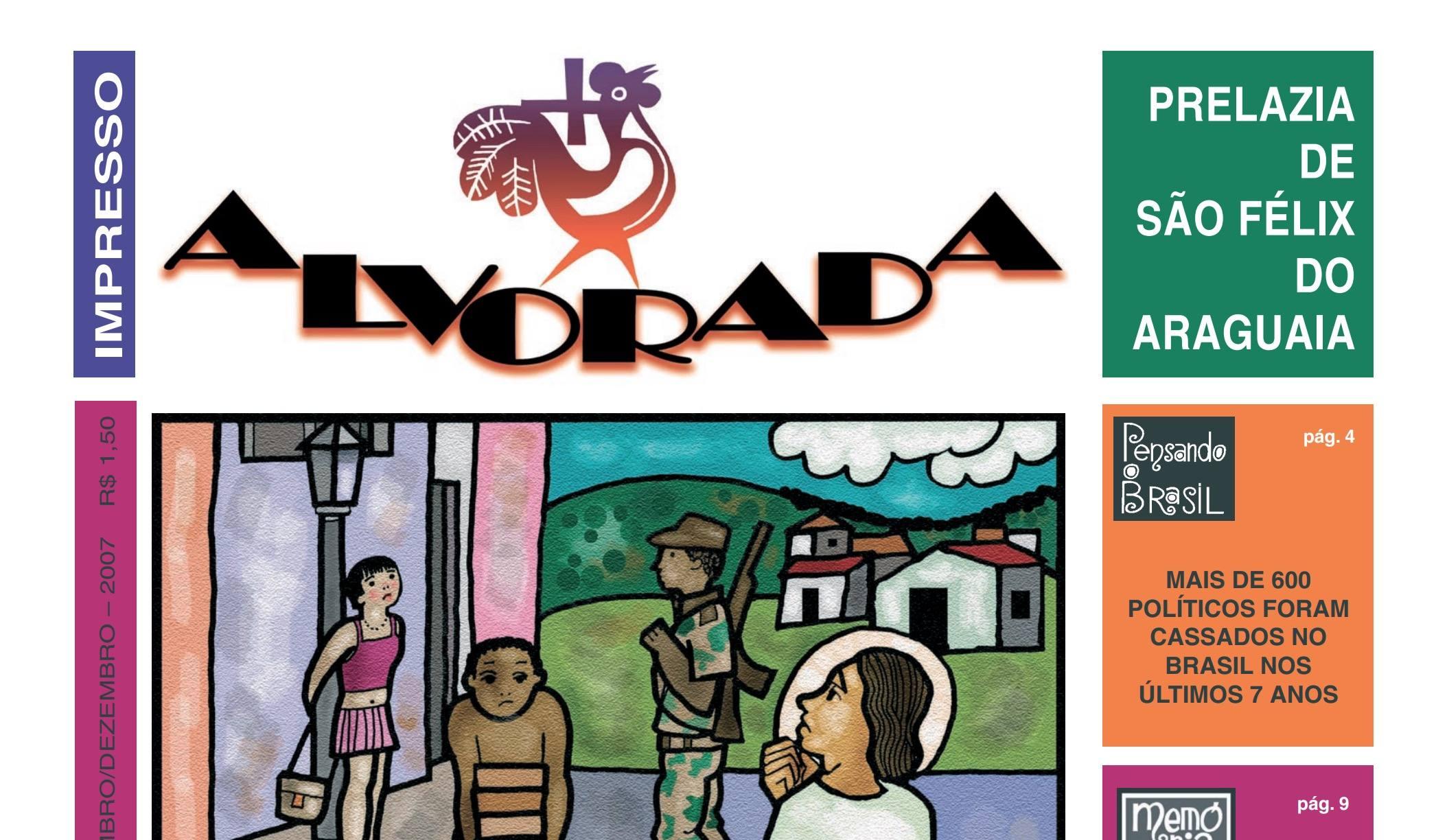 Alvorada: escapando da repressão no Araguaia