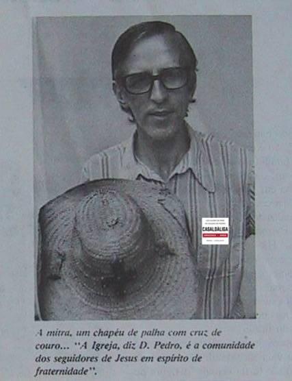 Pere Casaldàliga: celebrem i agraïm els teus 92 anys