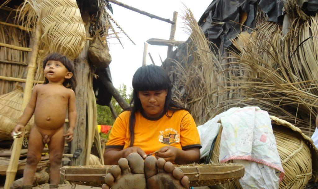 Poble Indígena Xavante a l'Araguaia