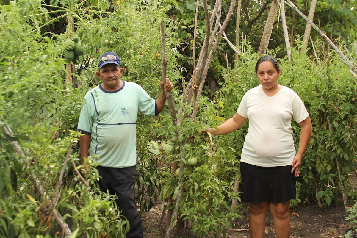 La Valmeci i el Raimundo viuen a l'Assentament Dom Pedro