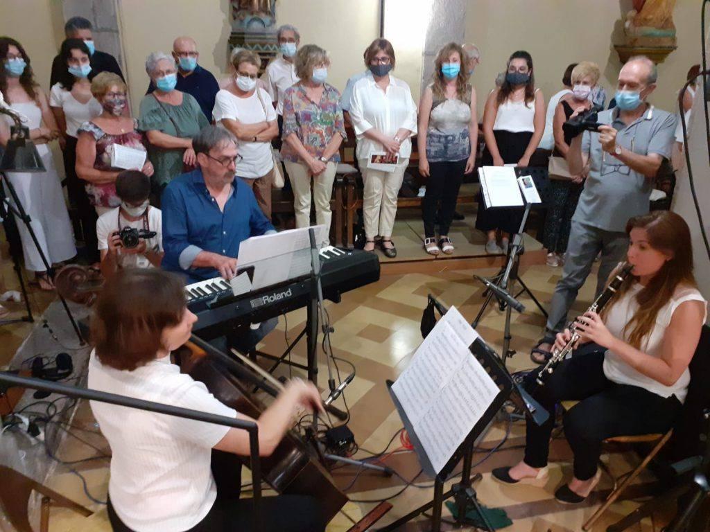 Música del compositor Carles Cases, que ha dedicat diverses obres a Casaldàliga i l'ha visitat a l'Araguaia