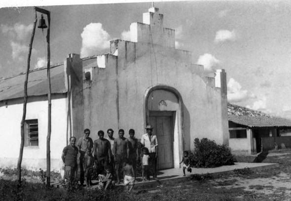 Primeira Capelinha de São Félix
