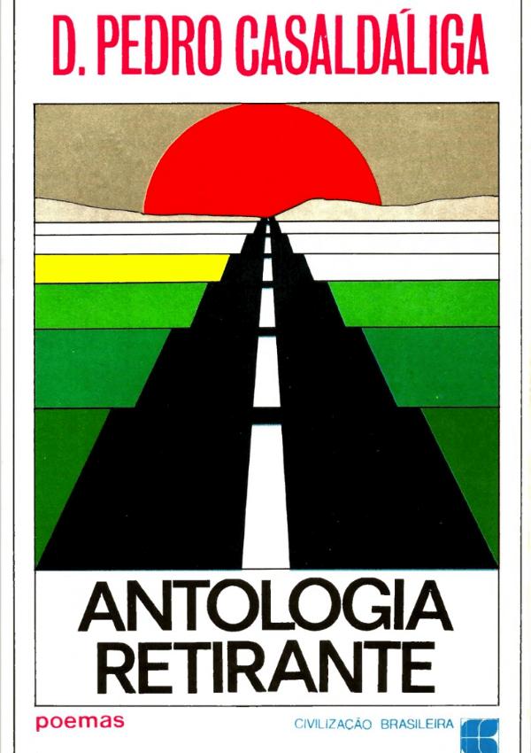 Antologia Retirante - Contra Capa