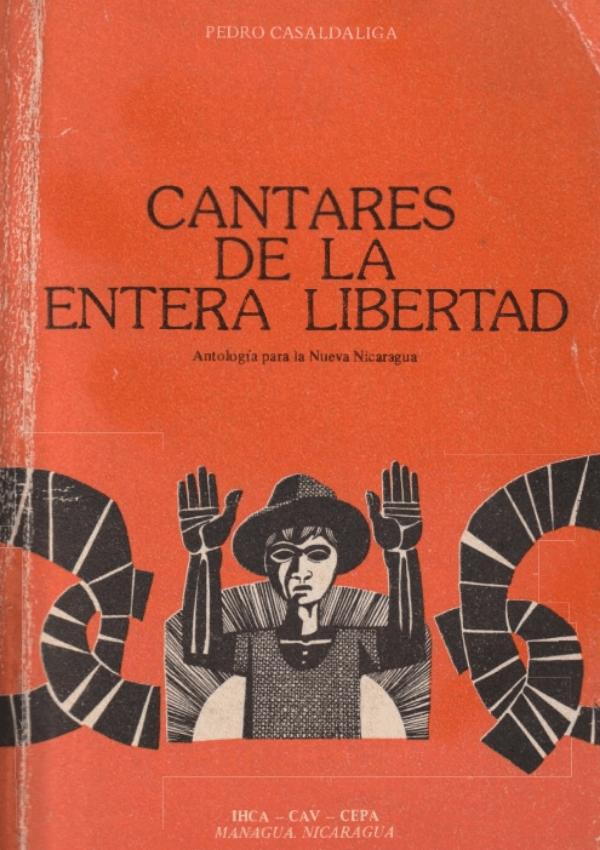 Cantares de la eterna libertad - Contra Capa