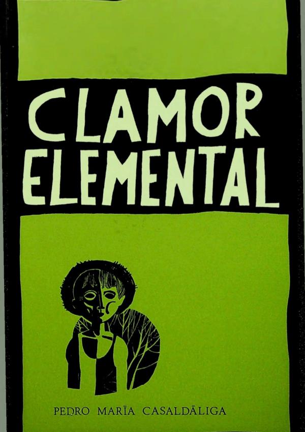 Clamor Elemental - Contra Capa