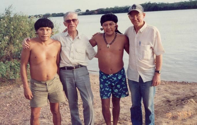 Pere Casaldàliga ha donat suport a la causa indígena