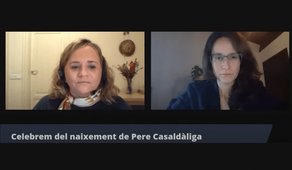 Presentació de la Fundació Pere Casaldàliga