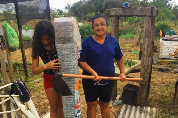 Família Alderice Silva de Sousa