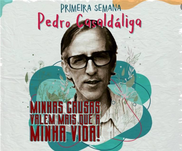 Iª Semana Pedro Casaldáliga